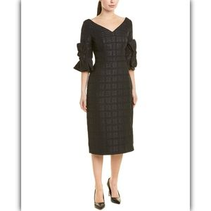 KAY UNGER WOMENS COCKTAIL DRESS